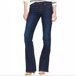 Gap jeans size 4 perfect boot